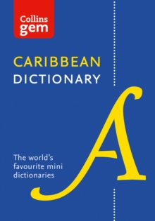 Collins Caribbean Dictionary Gem Edition, Paperback / softback Book