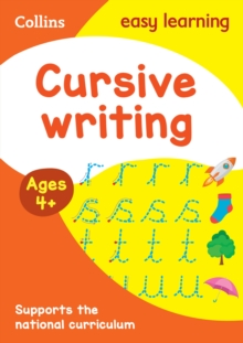 Cursive Writing Ages 4-5, Paperback / softback Book