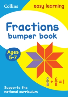 Fractions Bumper Book Ages 5-7, Paperback / softback Book
