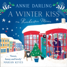 A Winter Kiss on Rochester Mews, eAudiobook MP3 eaudioBook