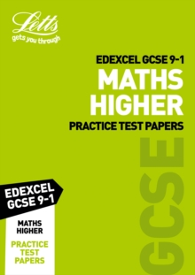 Edexcel GCSE 9-1 Maths Higher Practice Test Papers, Paperback Book