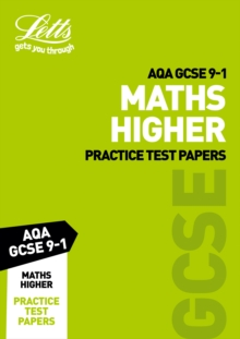 AQA GCSE 9-1 Maths Higher Practice Test Papers, Paperback / softback Book