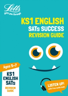 KS1 English SATs Revision Guide : 2018 Tests, Paperback / softback Book