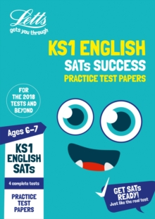 KS1 English SATs Practice Test Papers : 2019 Tests, Paperback / softback Book