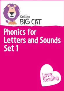 Collins Big Cat Phonics for Letters and Sounds Set, Paperback Book