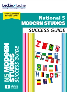 National 5 Modern Studies Revision Guide for New 2019 Exams : Success Guide for Cfe Sqa Exams, Paperback / softback Book