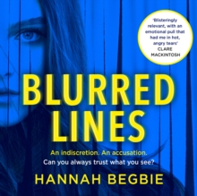 Blurred Lines, eAudiobook MP3 eaudioBook