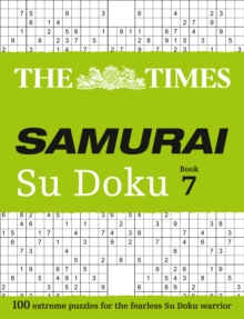 The Times Samurai Su Doku 7 : 100 Challenging Puzzles from the Times, Paperback / softback Book