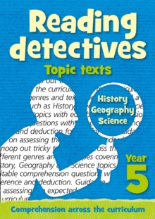 Year 5 Reading Detectives: topic texts with free download : Teacher Resources, Paperback / softback Book