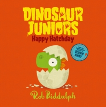 Happy Hatchday, Hardback Book