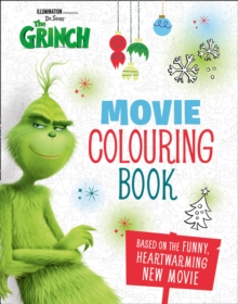 The Grinch: Movie Colouring Book : Movie Tie-in, Paperback / softback Book