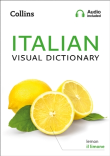 Collins Italian Visual Dictionary, Paperback / softback Book