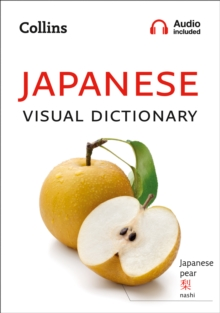 Collins Japanese Visual Dictionary, Paperback / softback Book