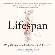 Lifespan: Why We Age - and Why We Don't Have To, eAudiobook MP3 eaudioBook