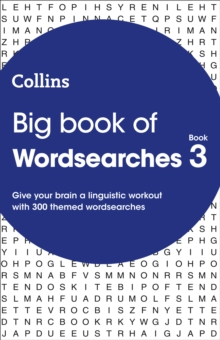 Big Book of Wordsearches book 3 : 300 Themed Wordsearches, Paperback / softback Book