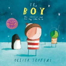 The Boy : His Stories and How They Came to be, Hardback Book