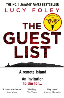 The Guest List, Paperback / softback Book