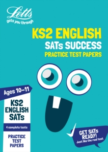 KS2 English SATs Practice Test Papers : For the 2020 Tests, Paperback / softback Book