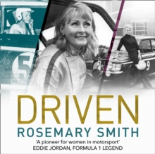 "Driven: A pioneer for women in motorsport a€"" an autobiography, eAudiobook MP3 eaudioBook"