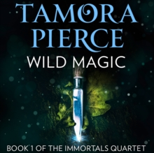 Wild Magic (The Immortals, Book 1), eAudiobook MP3 eaudioBook