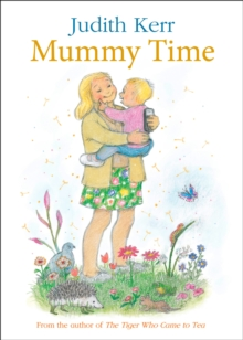 Mummy Time, Hardback Book