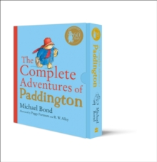 The Complete Adventures of Paddington : The 15 Complete and Unabridged Novels in One Volume, Hardback Book