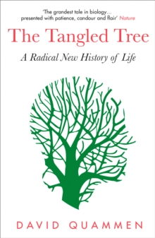 The Tangled Tree : A Radical New History of Life, Paperback / softback Book