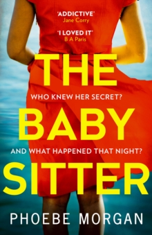 The Babysitter, EPUB eBook