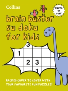 Collins Brain Buster Su Doku for Kids, Paperback / softback Book