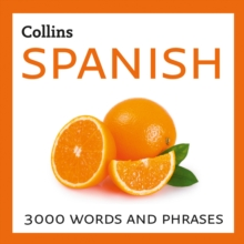 Learn Spanish: 3000 essential words and phrases, eAudiobook MP3 eaudioBook