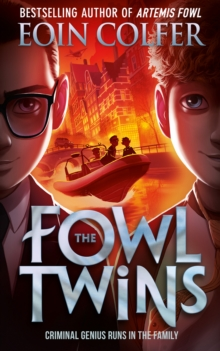 The Fowl Twins, Hardback Book