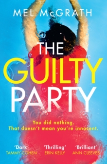 The Guilty Party, Hardback Book
