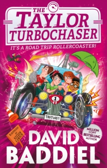 The Taylor Turbochaser, Hardback Book