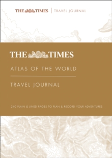 The Times Atlas of the World Travel Journal, Hardback Book