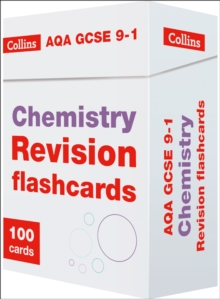 New AQA GCSE 9-1 Chemistry Revision Flashcards, Cards Book