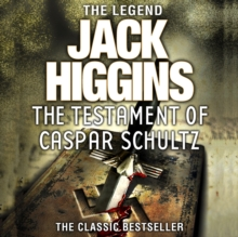 The Testament of Caspar Schultz, eAudiobook MP3 eaudioBook