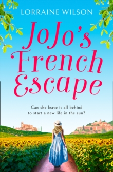 Jojo's French Escape, Paperback / softback Book
