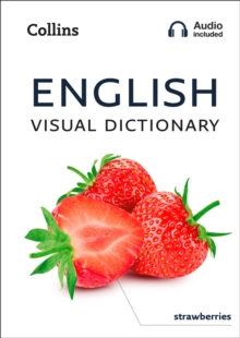 English Visual Dictionary : A Photo Guide to Everyday Words and Phrases in English, Paperback / softback Book