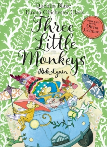 Three Little Monkeys Ride Again : Book & CD, Mixed media product Book