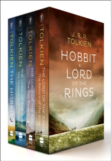 The Hobbit & The Lord of the Rings Boxed Set, Mixed media product Book