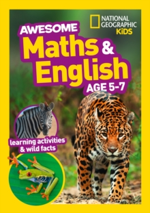 Awesome Maths and English Age 5-7 : Home Learning and School Resources from the Publisher of Revision Practice Guides, Workbooks, and Activities., Paperback / softback Book
