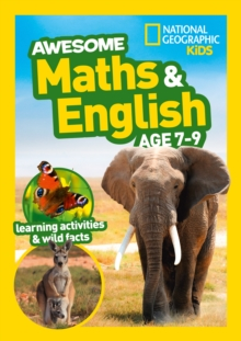 Awesome Maths and English Age 7-9 : Home Learning and School Resources from the Publisher of Revision Practice Guides, Workbooks, and Activities., Paperback / softback Book