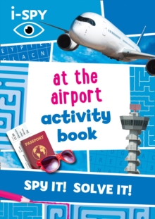 i-SPY At the Airport Activity Book, Paperback / softback Book