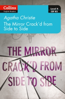 The mirror crack'd from side to side : Level 4 - Upper- Intermediate (B2), Paperback / softback Book