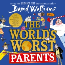 The World's Worst Parents, CD-Audio Book