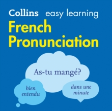 French Pronunciation: How to speak accurate French (Collins Easy Learning French), eAudiobook MP3 eaudioBook