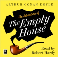The Adventure of the Empty House, eAudiobook MP3 eaudioBook