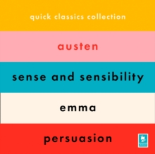 The Jane Austen Collection: Sense and Sensibility, Emma, Persuasion (Argo Classics), eAudiobook MP3 eaudioBook