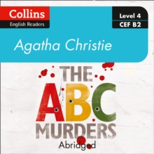 The ABC murders: Level 4 - upper- intermediate (B2) (Collins Agatha Christie ELT Readers), eAudiobook MP3 eaudioBook