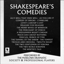 Shakespeare: The Comedies : Featuring All 13 of William Shakespeare's Comedic Plays, eAudiobook MP3 eaudioBook